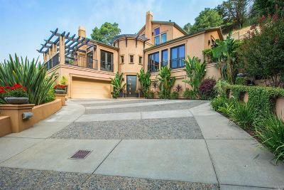 Greenbrae Single Family Home For Sale: 129 La Cuesta Drive