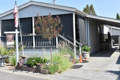 Yountville Mobile Home For Sale: 128 Burgundy Circle #128