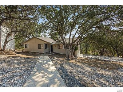 Hidden Valley Lake Single Family Home For Sale: 20924 Powder Horn Road