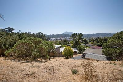 Marin County Residential Lots & Land For Sale: Jewell Street