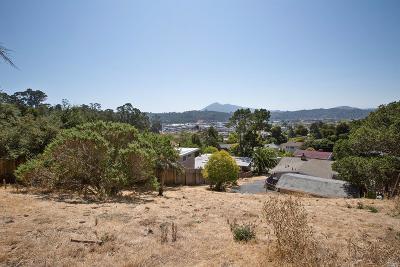 San Rafael Residential Lots & Land For Sale: Jewell Street