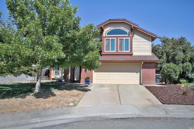 Single Family Home For Sale: 8061 Girvan Court