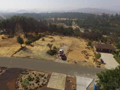 Hidden Valley Lake Residential Lots & Land For Sale: 20281 Indian Rock Road