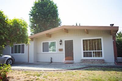 Napa Single Family Home For Sale: 2281 Pamela Drive