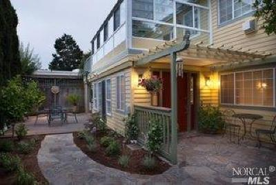 Sausalito CA Single Family Home For Sale: $1,725,000