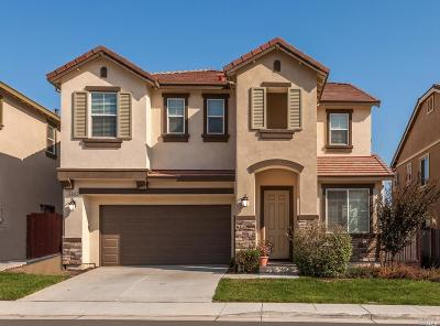 Fairfield Single Family Home For Sale: 4660 Lariat Drive