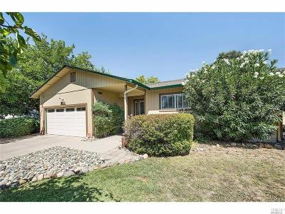 Hidden Valley Lake Single Family Home For Sale: 18914 Spyglass Road