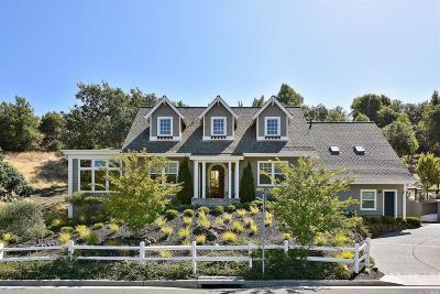 Healdsburg Single Family Home For Sale: 1648 Canyon Run