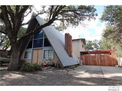 Clearlake Single Family Home For Sale: 15386 Hudson Street
