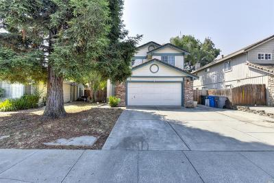 Vacaville Single Family Home For Sale: 206 Cooper School Road