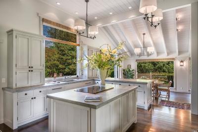 Healdsburg Single Family Home For Sale: 15250 Chalk Hill Road