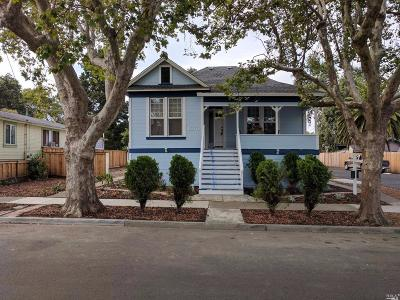 Napa Single Family Home For Sale: 1670 E Street