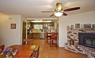Healdsburg Single Family Home For Sale: 542 Sunnyvale Drive