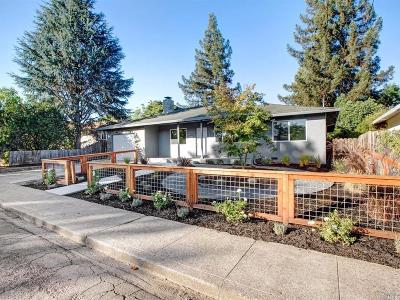 St. Helena Single Family Home For Sale: 1711 Crinella Drive