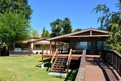 Lakeport Single Family Home For Sale: 3480 Lakeshore Boulevard