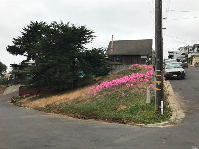 Marin County Residential Lots & Land For Sale: 9 Ocean View Avenue