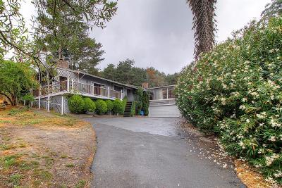 Sebastopol Single Family Home For Sale: 9890 Barnett Valley Road