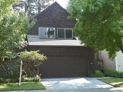 Healdsburg Single Family Home For Sale: 514 Westmont Court