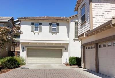Vallejo Single Family Home For Sale: 8080 Carlisle Way