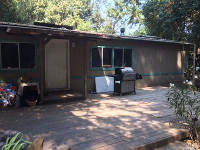 Willits Single Family Home For Sale: 4360 Blackhawk Drive