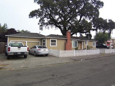 Santa Rosa CA Single Family Home For Sale: $479,000