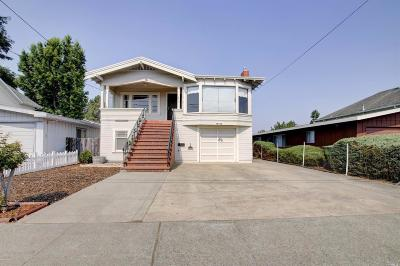 Petaluma Single Family Home For Sale: 317 Wilson Street