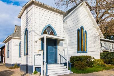 Sonoma County Commercial For Sale: 801 Cherry Street