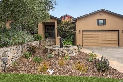 Napa Single Family Home For Sale: 353 Saint Andrews Drive