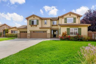 American Canyon Single Family Home For Sale: 15 Reedgrass Court