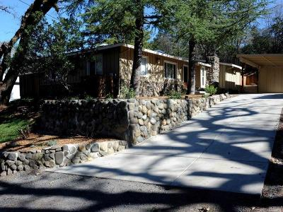 Glen Ellen Single Family Home For Sale: 13543 Arnold Drive