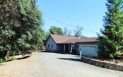 Redwood Valley CA Single Family Home For Sale: $539,000