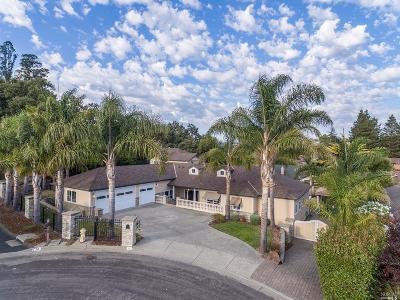Petaluma Single Family Home For Sale: 12 Kotsaris Court
