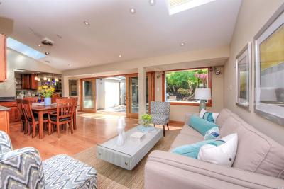 Tiburon Single Family Home For Sale: 322 Karen Way