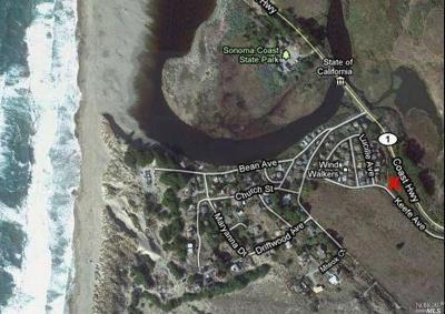 Bodega, Bodega Bay Residential Lots & Land For Sale: 55 Keefe Avenue