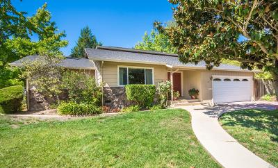Napa Single Family Home For Sale: 811 Foster Road