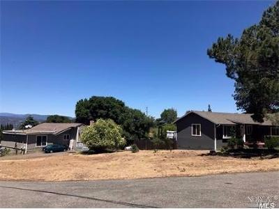 Kelseyville Residential Lots & Land For Sale: 9708 Marmot Way