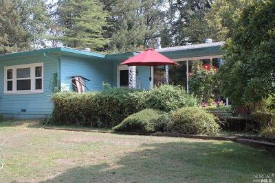 Willits Farm & Ranch For Sale: 2281 Valley Road