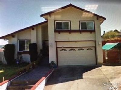 Vallejo Single Family Home For Sale: 201 East Malaga Street Street East
