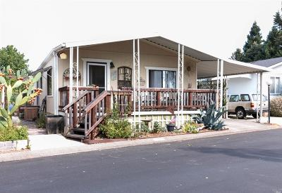 Yountville Mobile Home For Sale: 6468 Washington Street #66, 66