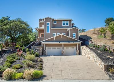 Healdsburg CA Single Family Home For Sale: $1,299,950
