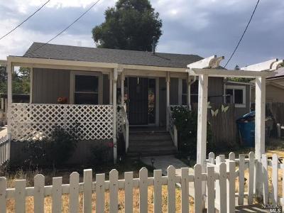 Dixon Single Family Home For Sale: 420 E. A Street