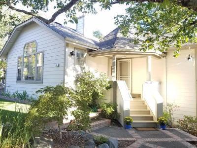 Sebastopol CA Single Family Home For Sale: $995,000