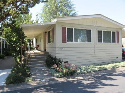 Ukiah Mobile Home For Sale: 700 East Gobbi Street #118