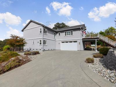 Napa Single Family Home For Sale: 1098 Headlands Drive