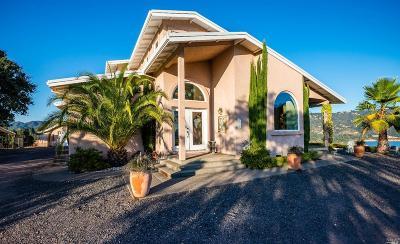 Ukiah Single Family Home For Sale: 6701 Black Oak Drive