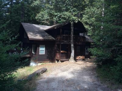 Jenner Single Family Home For Sale: 22133 Umland Circle