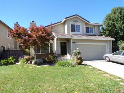Windsor CA Single Family Home For Sale: $599,000