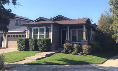 Windsor Single Family Home For Sale: 1117 Mitchell Lane