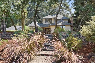 Santa Rosa Single Family Home For Sale: 3829 Moss Hollow Court