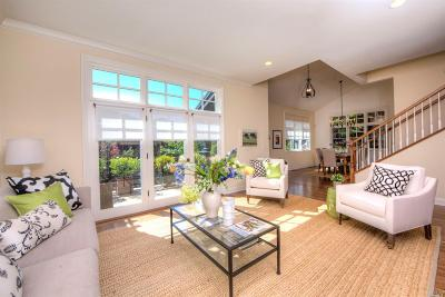 Kentfield Single Family Home For Sale: 28 Ross Terrace